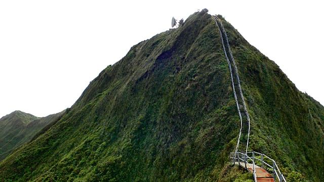 Найдовші сходи - Хайку