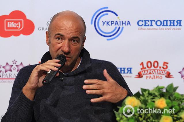 """Отборочный тур """"Новая волна 2013"""", пресс-конференция"""