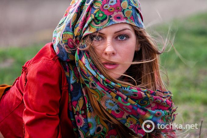 Как правильно завязывать шарф