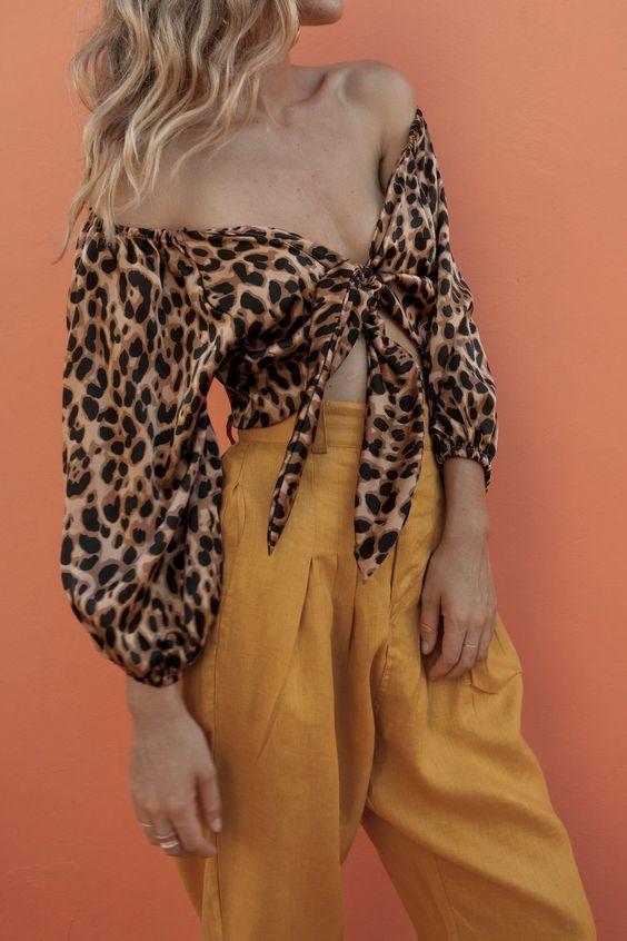 Леопардовий принт