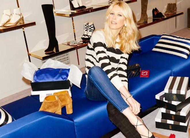 Клаудия Шиффер коллекция обуви