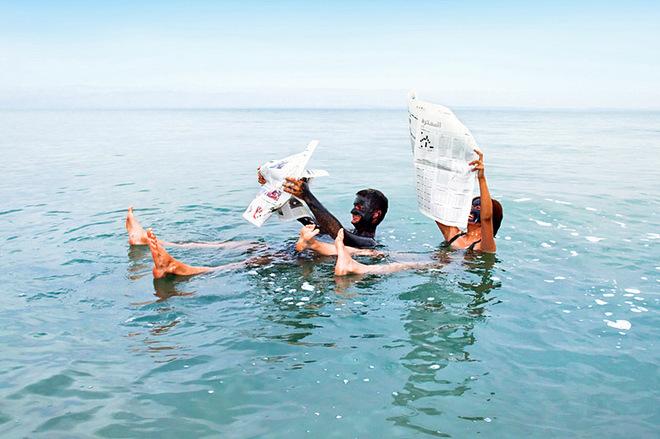 Покупаем косметику в Израиле: Мертвое море