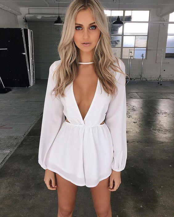 Короткие свадебные платья 2018