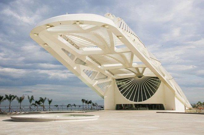 В Бразилии открылся Музей завтрашнего дня