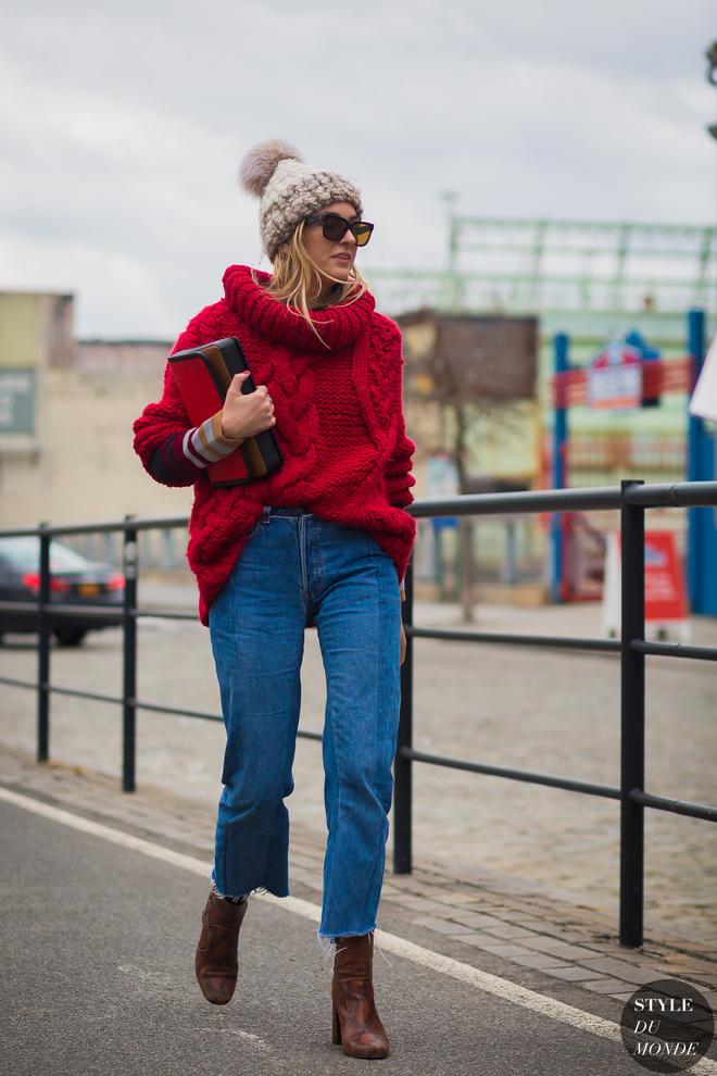 З чим носити светр: 9 простих і стильних луків