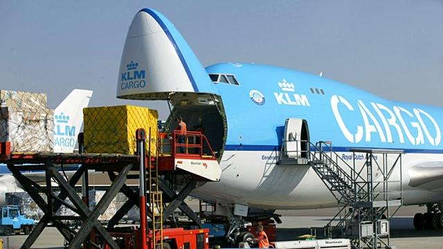 Втрата багажу в аеропорту: KLM