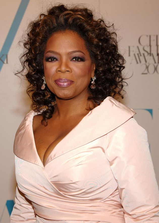 bio of oprah winfrey