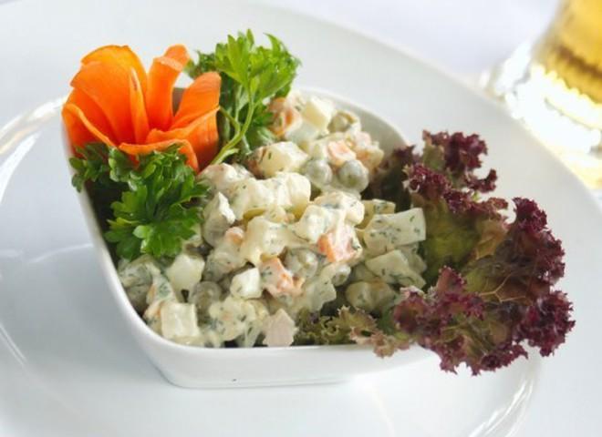 """салат """"Оливье"""""""