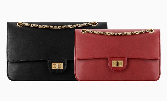 Нова версія сумки Chanel 2.55