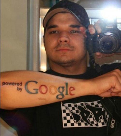 ТОП самых странных татуировок
