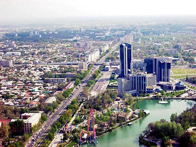 Великий шелковый путь: Ташкент, Узбекистан
