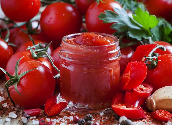 рецепт самого вкусного соус на зиму