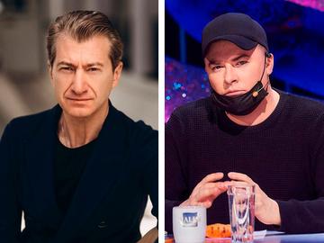 Юрий Никитин и Андрей Данилко