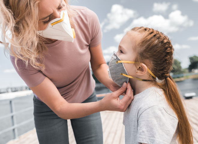 Доцільність використання масок і як їх правильно носити