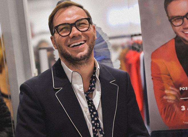 Украинский модельер Андре Тан