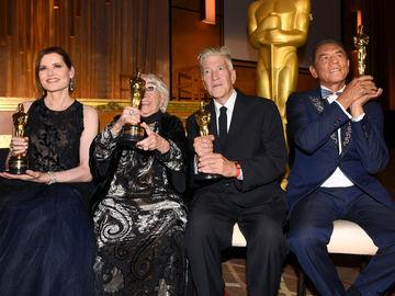 Девід Лінч отримав Оскар: за що нагородили режисера