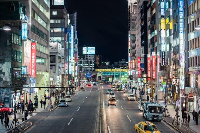 Токіо, Японія