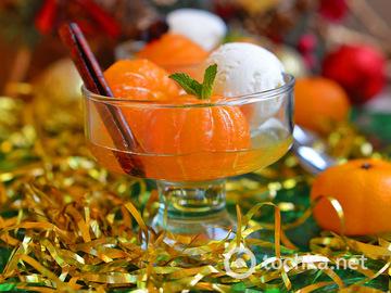 Новорічні десерти 2015