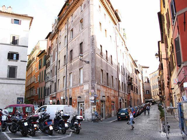 Цікаві місця Риму: біля Навона