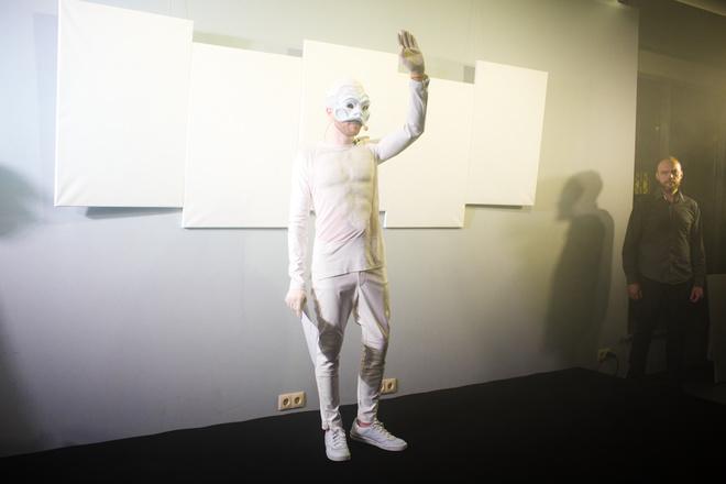NEO- CALLIGRAPHY by RAIRYU: как прошло открытие выставки