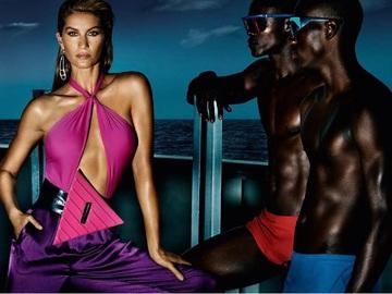 Жизель Бюндхен для Vogue Paris