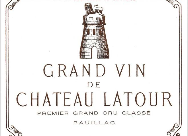 Бутылка Chateau Latour продана с аукциона за $62 тыс.