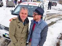 Игорь Посыпайко и Андрей Доманский