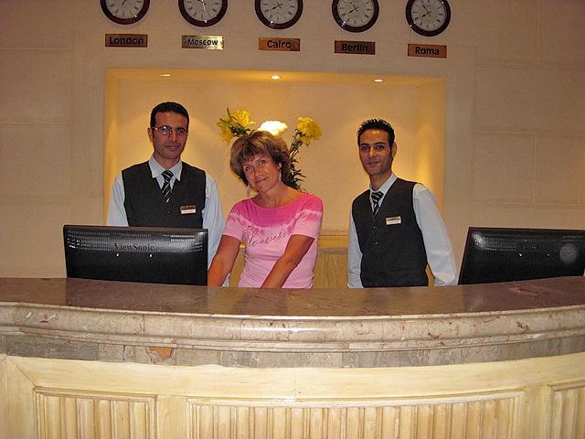 Розмовник туриста в Ізраїлі: готель