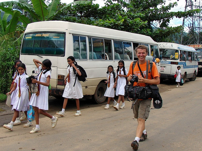 Кругосветное путешествие: Кругосветное путешествие без виз