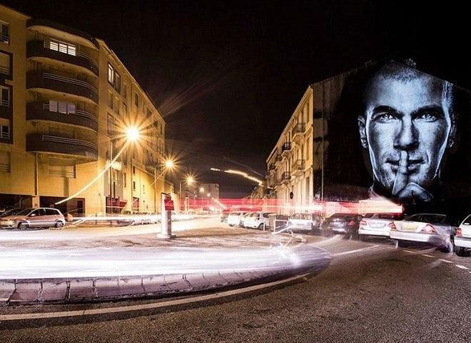 Незвичний стріт-арт в Парижі від Філіпа Ешару