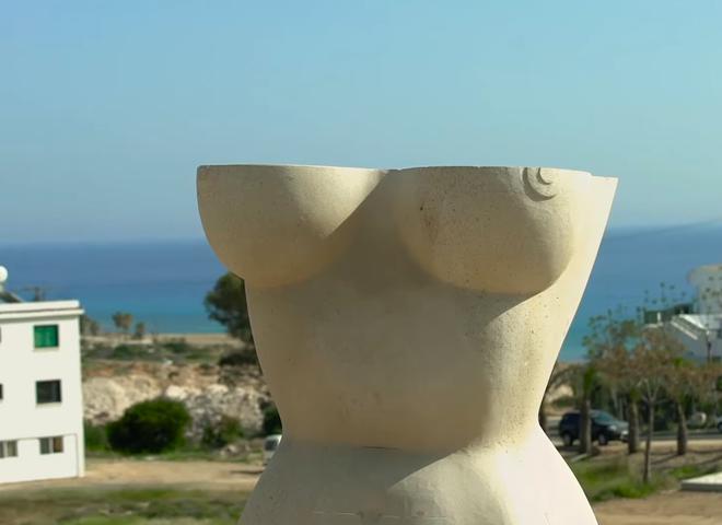 Парк скульптур Айя-Напы