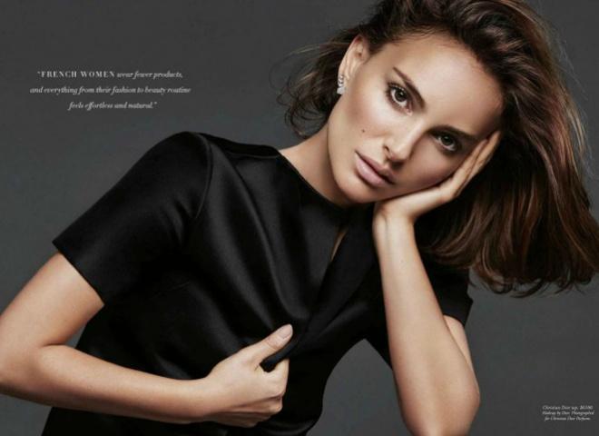 Наталі Портман для Harper's Bazaar Australia