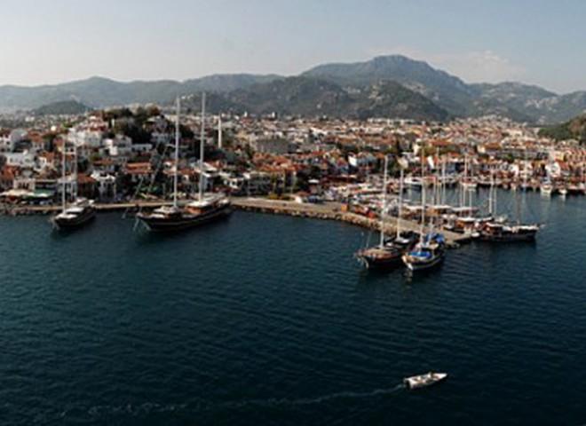 Турецький курорт Мармаріс