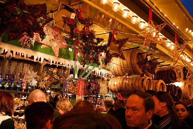 5 перших різдвяних базарів: Страсбург