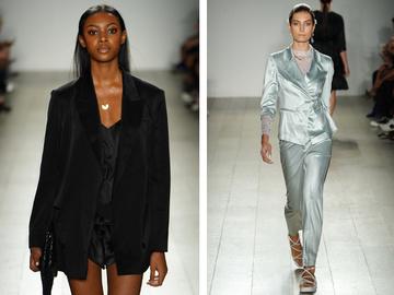 Головні тренди з New York Fashion Week весна-літо 2022
