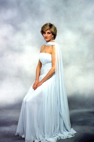 Сукні принцеси Діани