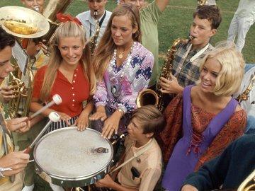 Стритстайл: тинейджеры в 1969 году
