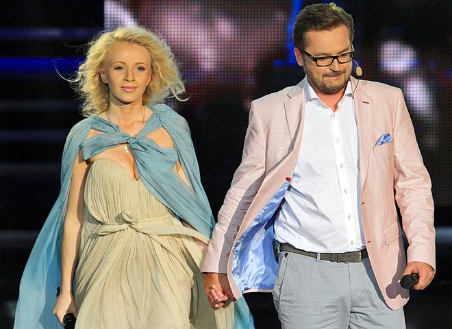 Александр Пономарев и Анна Ходоровская