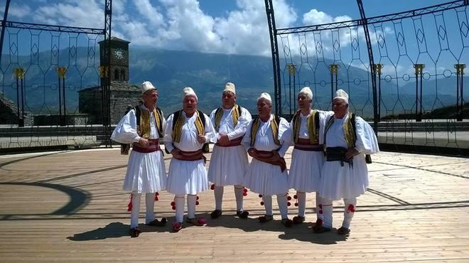 Албанський народний ізополіфонічний спів