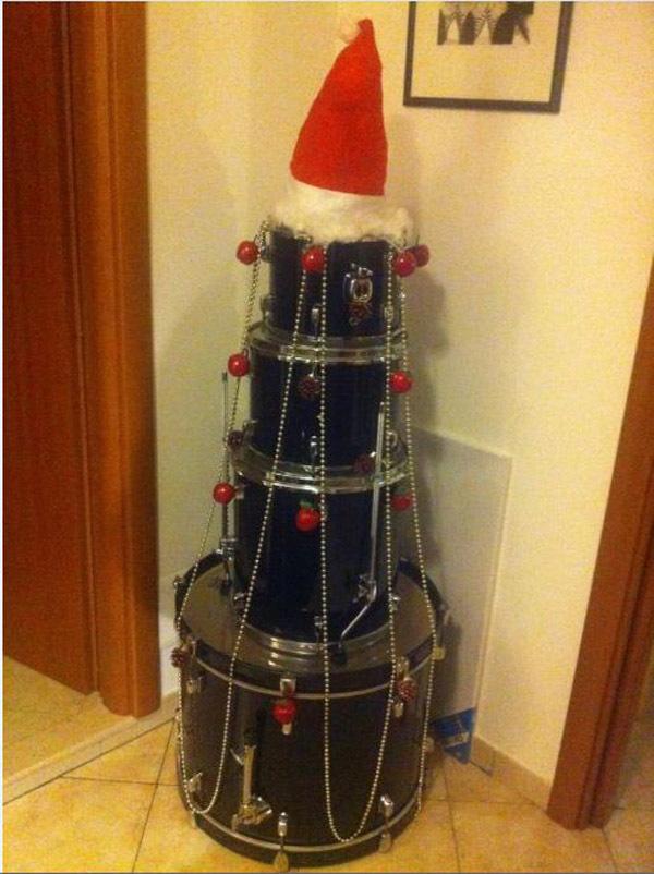 Креативные новогодние ёлки