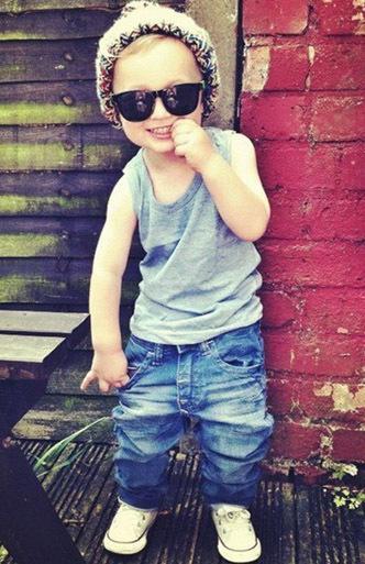 Модные малыши