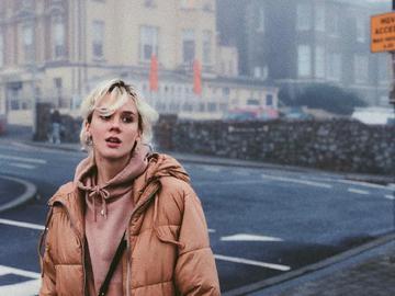 Маша Гребенюк в Ірландії