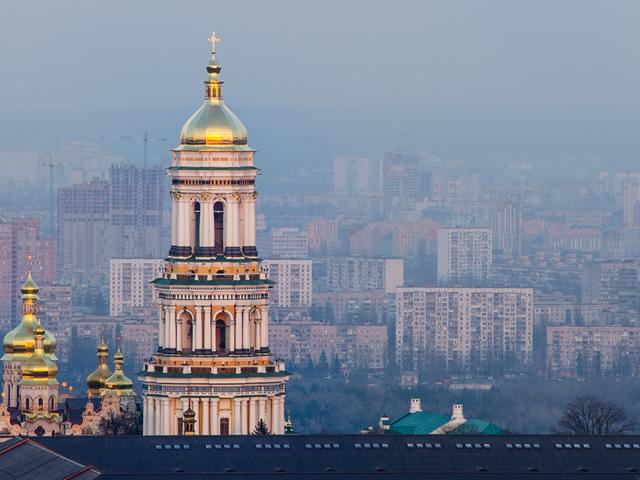 Киев попал в рейтинг самых загрязненных городов