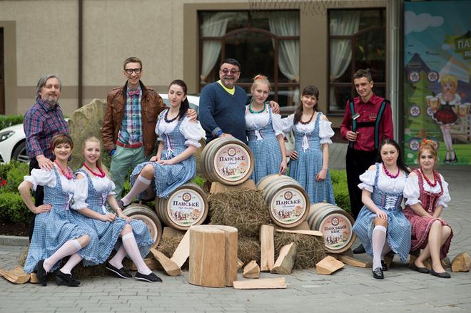 Мирзоян, Решетняк, Козловский и Соломко открыли туристический сезон в Карпатах