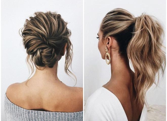 Зачіски, які псують волосся
