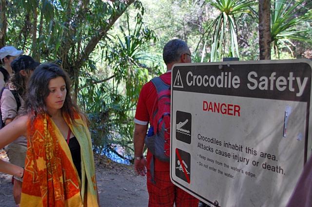 Опасные места. Kakadu National Park, Австралия