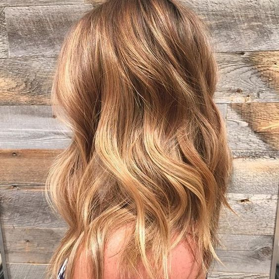 Фарбування волосся осінь 2018