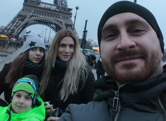 Олег Собчук: Париж с семейной точки зрения