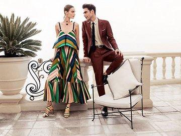 Salvatore Ferragamo представил рекламу осенне-зимней коллекции