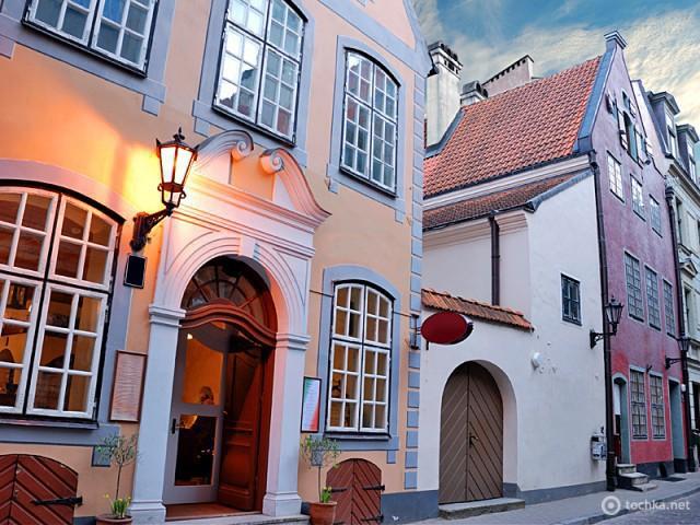 10 причин поехать в Прибалтику: Рига